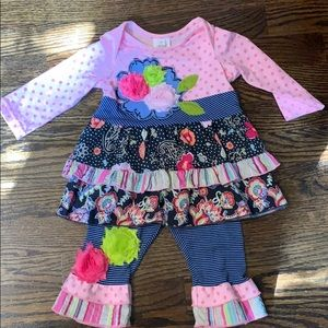 New! Toddler play outfit!